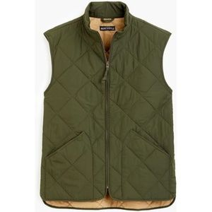 BNWT JCrew Mercantile Walker Vest